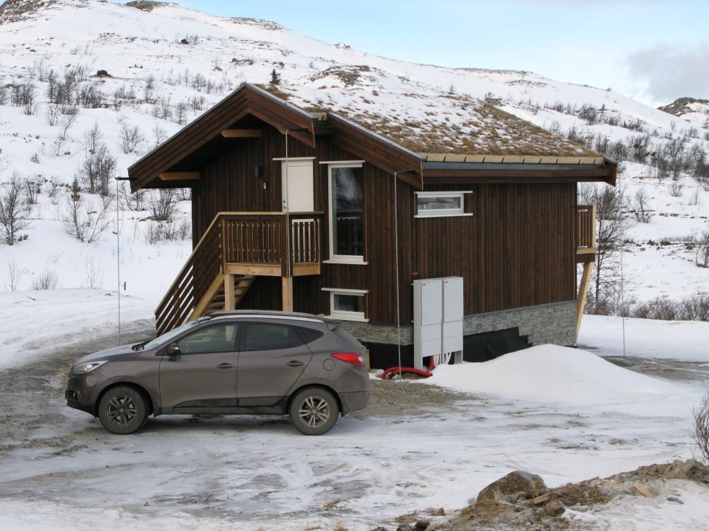 Vasstulan, Alpinsenter, Fjellvik